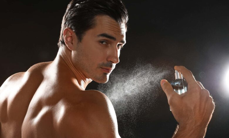 how to apply cologne