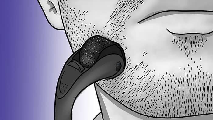 micronésie et croissance de la barbe