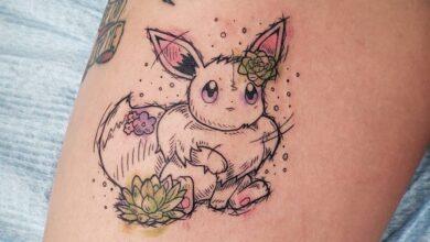Photo de Top 77 des meilleures idées de tatouage pour les mannequins