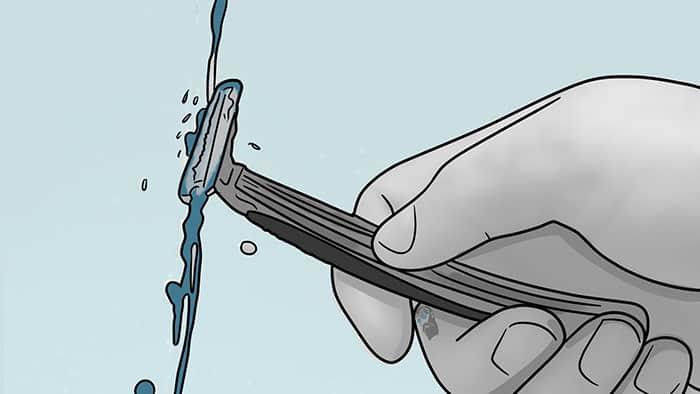 comment se raser les aisselles 7