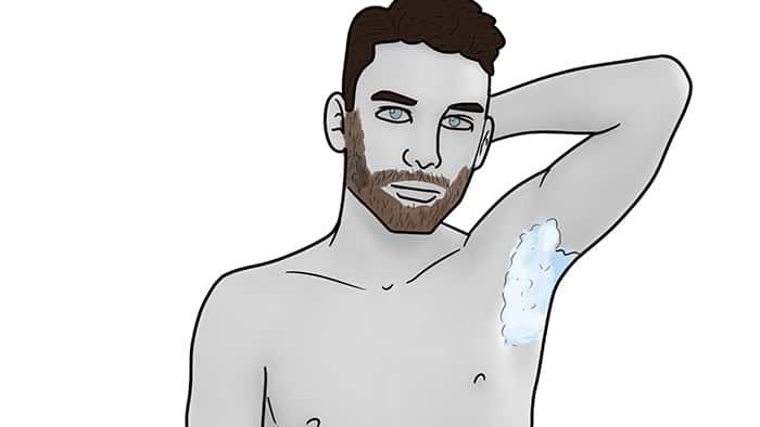 comment se raser les aisselles 4