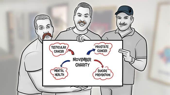Qu'est-ce que Movember et pourquoi vous devriez le soutenir 2