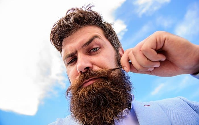 how to trim your mustache like a pro