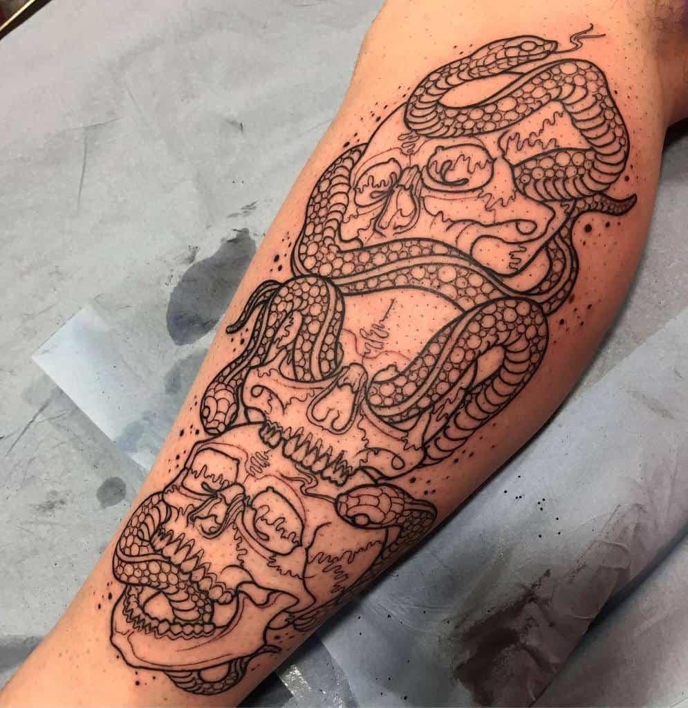 Blackwork Hear No Evil See No Evil Speak No Evil Tattoos Stos Tattoos