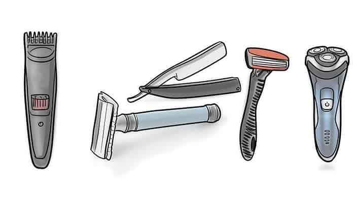 Choisissez vos outils de taille
