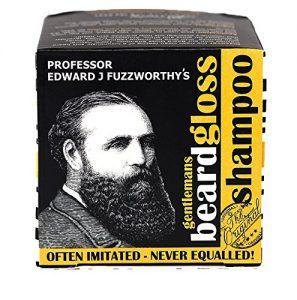 Le shampoing pour barbe du professeur Fuzworthy