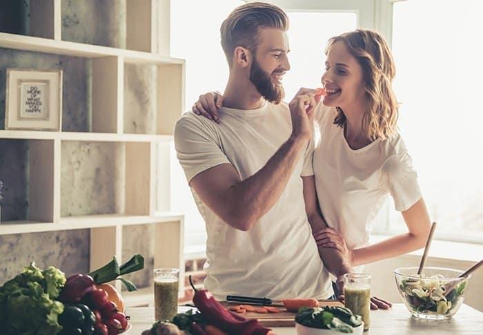 manger sainement pour une barbe saine