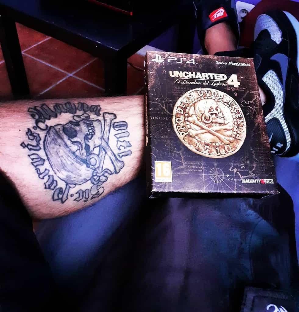 Blackwork Sic Parvis Magna Tattoos Fonse K