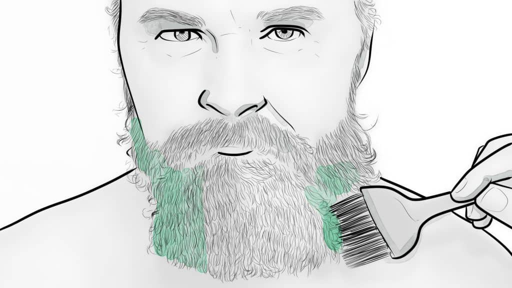 comment teindre sa barbe 6