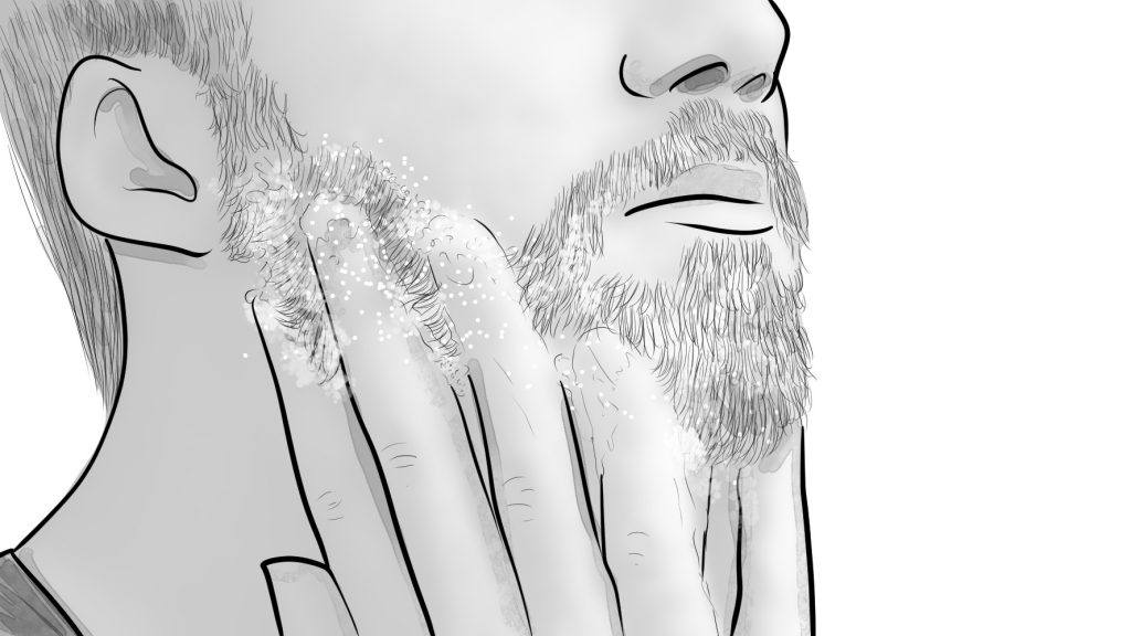 comment teindre sa barbe 9