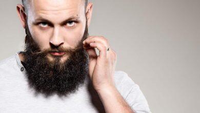 how to apply beard oil