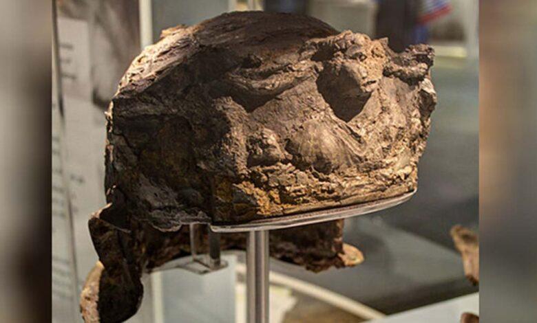 The Hallaton Helmet