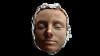 Scotland's Beheaded Queen, Mary Stuart, Made Immortal by Irish Digital Artist