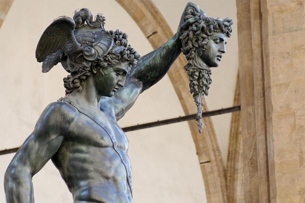 Persée avait la tête de Méduse lors de sa rencontre avec Atlas. (Jastrow / CC BY-SA 2.5)