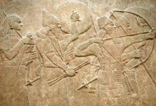 Sumerian warriors