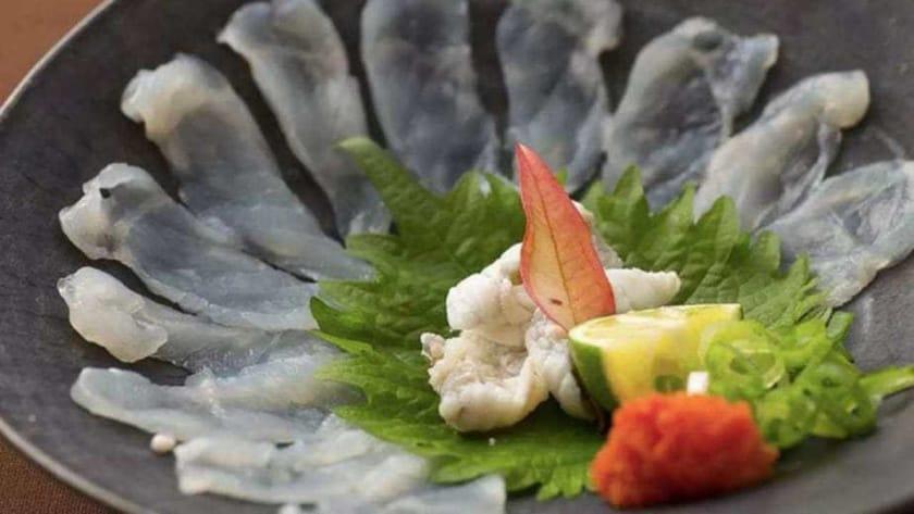 Les aliments les plus chers - Fugu