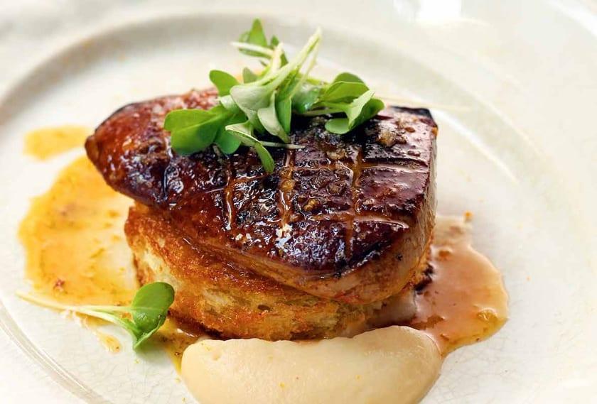Les aliments les plus chers - le foie gras
