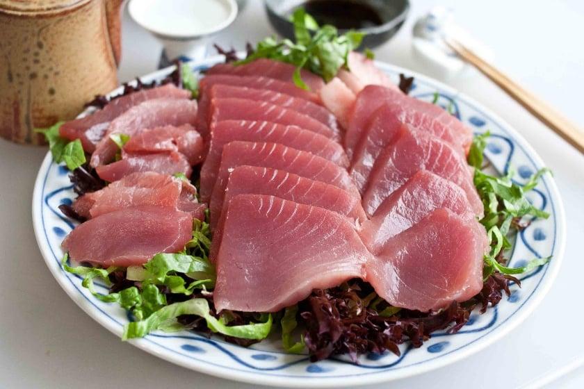 Les aliments les plus chers - le thon rouge