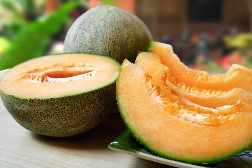 Les aliments les plus chers - Yubari King Melons