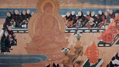 Photo de La purification au cœur de l'ancienne foi shintoïste