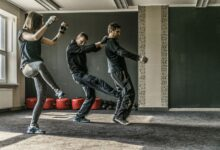 4 techniques de Krav Maga pour un entraînement à domicile