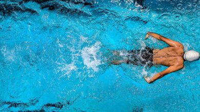 Photo de 40 meilleures citations de natation