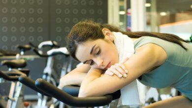 5 raisons pour lesquelles vous ne pouvez pas vous en tenir à un programme d'exercices