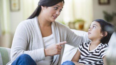 6 façons de discipliner les enfants sans crier