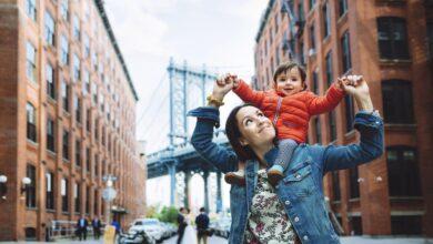 7 façons de se sentir confiante en tant que nouvelle maman