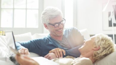 Photo de 7 petites façons pour les conjoints de rester en contact