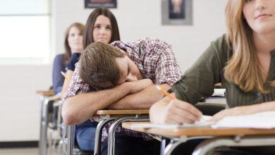 7 signes que votre adolescent est en retard