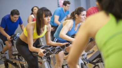 8 conseils pour perdre du poids avec le vélo d'intérieur