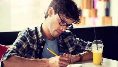 Improve your concentration by writing down your goals every day