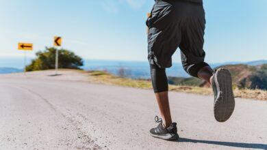 Photo de Sur quelle partie de votre pied vous devez atterrir lorsque vous courez