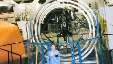 Camp spatial pour les enfants doués qui aiment l'espace