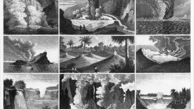 Cartes géologiques des 50 États-Unis