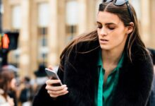 C'est à ce moment que vous devez envoyer un SMS à votre ex
