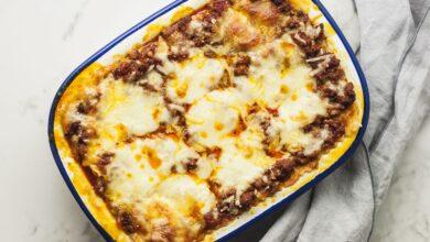 Comment congeler des lasagnes