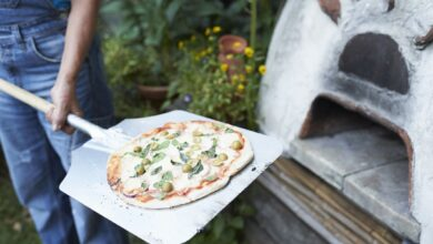 Comment construire un four à pizza en plein air