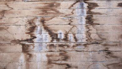 Comment éliminer les taches d'eau sur le bois