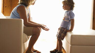 Comment empêcher votre enfant de répondre