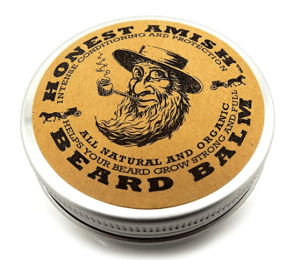 Honest Amish Beard Balm Conditioner Leave-In