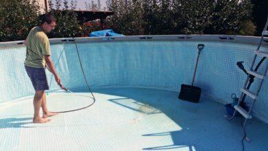 Comment hiverniser votre piscine hors sol