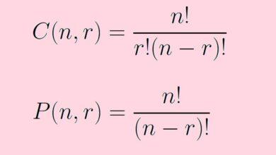 Comment les combinaisons et les permutations diffèrent