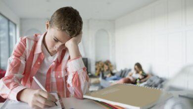 Comment les événements stressants de la vie affectent le comportement d'un enfant