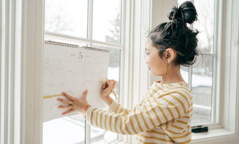 Comment planifier votre programme d'enseignement à domicile