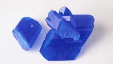 Comment préserver les cristaux faits maison