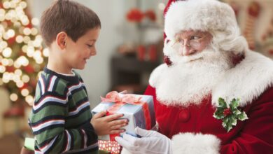 Comment réagir lorsque votre enfant vous demande si le Père Noël existe