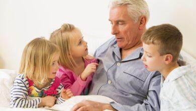 Comment réussir une soirée pyjama avec ses petits-enfants
