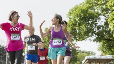 Comment se préparer à la marche d'un semi-marathon